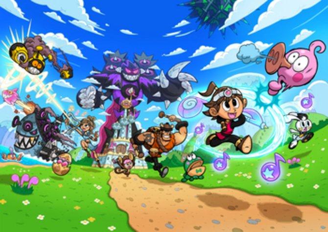 Harmoknight ist das neue Spiel von Pokémon-Entwickler Gamefreak.