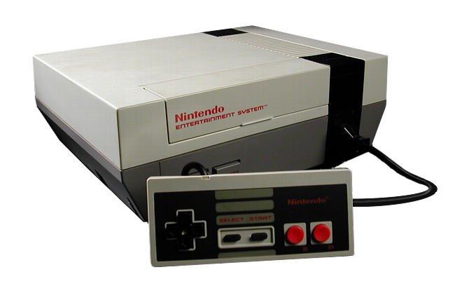 Das NES von Nintendo hatte nie eine Chance gegen den C64. Der ...