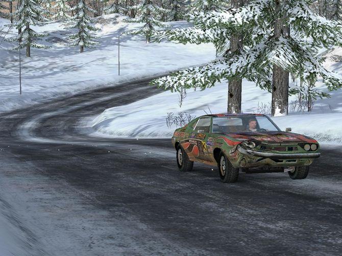 Название игры: FlatOut 2 Winter Pursuit Дата релиза игры: 2007 Игровой жанр