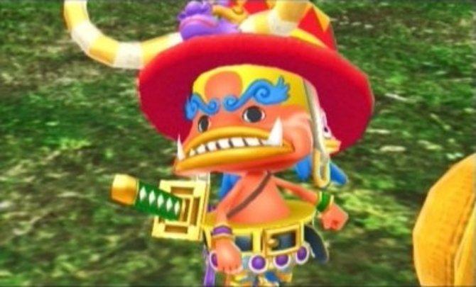In One Piece - Unlimited Cruise SP sah Gabri noch recht abenteuerlich aus (Bild 1). Auch wenn der kleine Kerl in einer ...