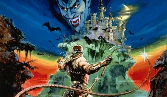 Graf Dracula bittet zu Tisch! Greift zur Peitsche und begebt euch auf eine Reise durch die finstere Welt von Castlevania.
