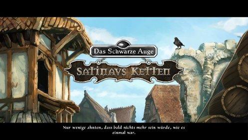Daedalic setzt mit Satinavs Ketten auf eine klassische Point-and-Click-Spielmechanik.