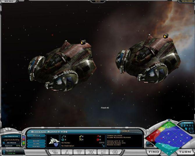 Используйте следующие ссылки для вставки скриншота Galactic Civilizations 2 на страницу