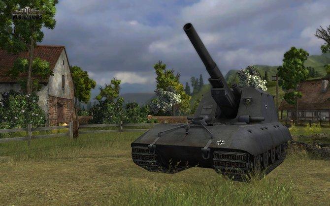 Es gibt es drei Typen von Panzern wie ihr ...