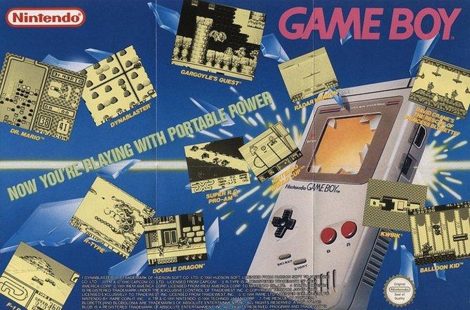 Die Werbung übertreibt nicht. Als der Game Boy 1989 veröffentlicht wird, kommt das einer revolutionären Demokratisierung des Videospiels gleich.