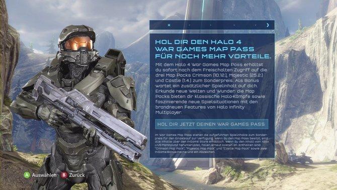"""Dieses Bild tauchte auf dem deutschen """"Xbox 360""""-Dashboard auf. Erscheinen also neue Zusatzinhalte?"""