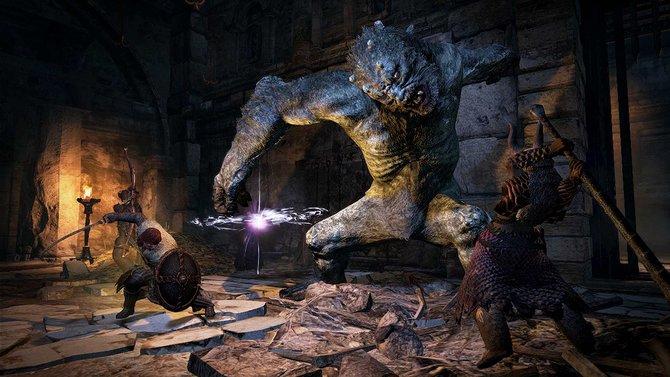 In Dragon's Dogma - Dark Arisen spielt ihr die Geschichte des Erweckten nach.