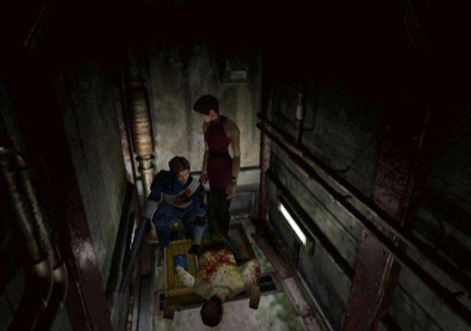 Ihren ersten Auftritt hat Ada Wong in Resident Evil 2.