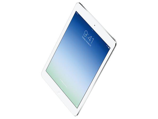 Kleiner, dünner, leichter: Das iPad Air