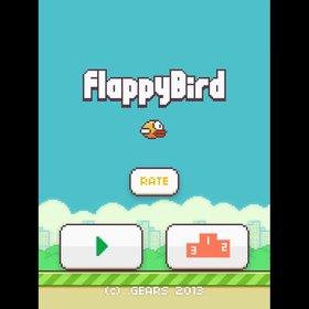 In Flappy Bird schlüpft ihr in die Rolle eines kleinen, gelben Vogels.