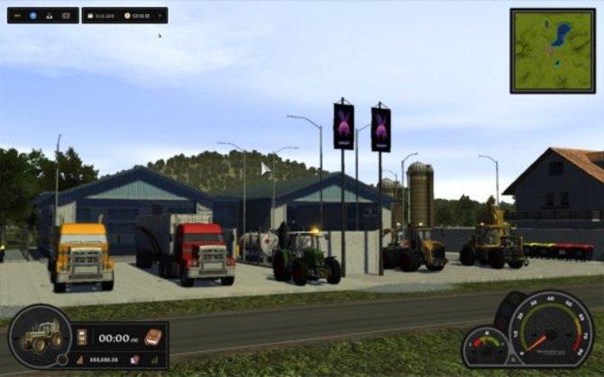 Im Holzfäller Simulator 2013 steht euch eine Vielzahl an Fahrzeugen zur Verfügung (Bild 1). Bald ...