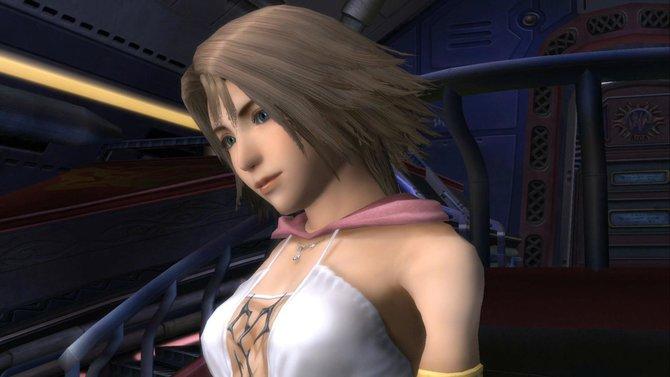Die Grafik in Final Fantasy 10 - 2 wurde gegenüber dem PlayStation-2-Orginal aufgewertet.