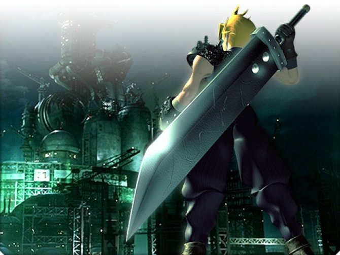 Cloud Strife ist der Hauptcharakter aus Final Fantasy 7.