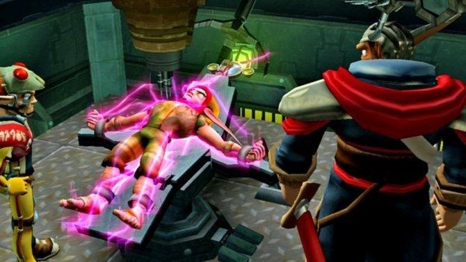 Böses Einzelschicksal in Jak 2: Jak wird gefangen und ...