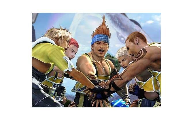 In Final Fantasy X war Blitzball eine der wenigen Gelegenheiten zur Freude - ...