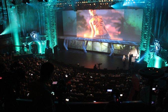 Erst Brüste (Bild 1), dann Fakten auf der Ubisoft-Pressekonferenz. Einige Stunden später wird ...