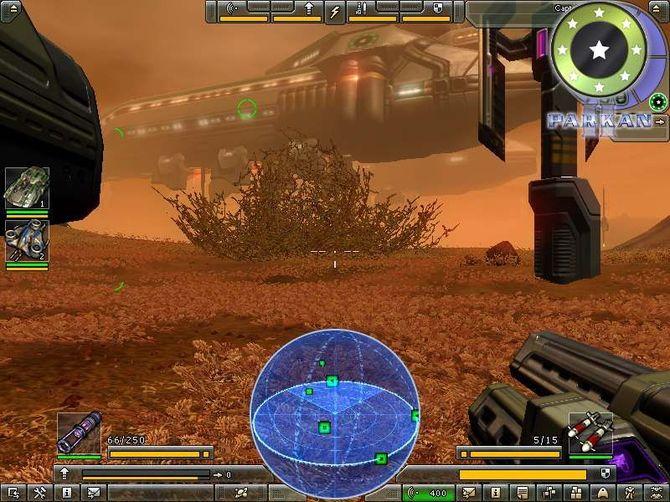 Данный патч исправляет проблему запуска игры Parkan II на видеокартах Radeo