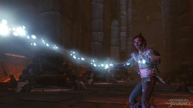 In Fable: The Journey zaubert ihr nur mit euren Händen: Dank Kinect!