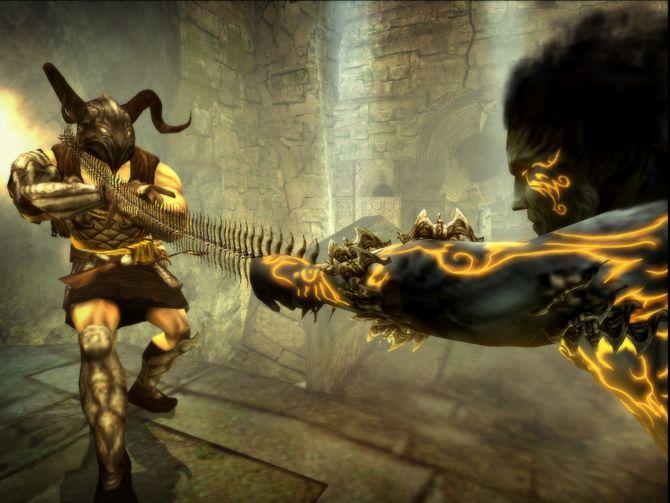 Скриншоты из игры Prince of Persia: The Sands of Time. Скачать игру Принц Персии
