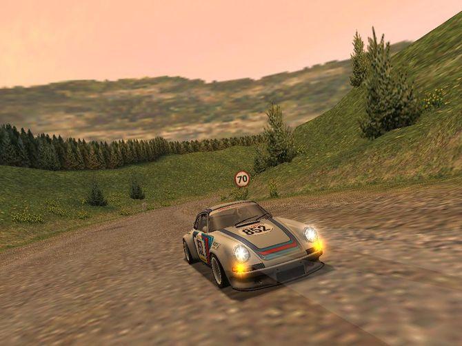 Need For Speed: Porsche Unleashed: прохождение, коды, скачатьПаспорт игры N