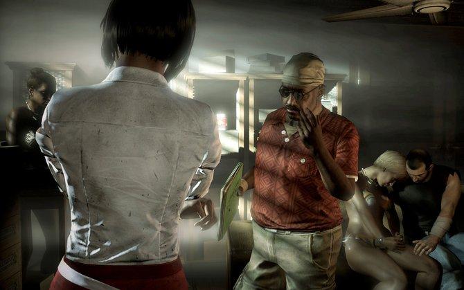 In Schutzräumen trefft ihr andere Überlebende, die euch mit Nebenmissionen ...