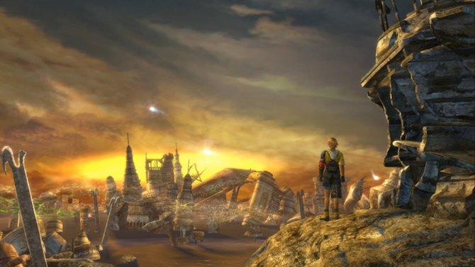 Lang ist's her, seit ihr das erste Mal über dieses Ruinenfeld geblickt habt. Jetzt besucht ihr Spira in Final Fantasy 10/10-2 HD Remastered erneut.