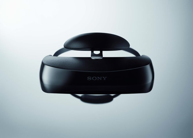Die Brille HMZ T-3 besitzt spezielle Anzeigemodi für Filme und Spiele.