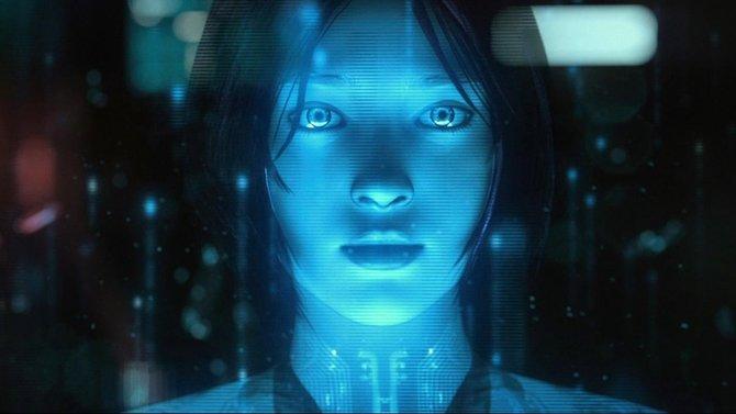 Cortana ist eine künstliche Intelligenz aus der Halo-Serie.