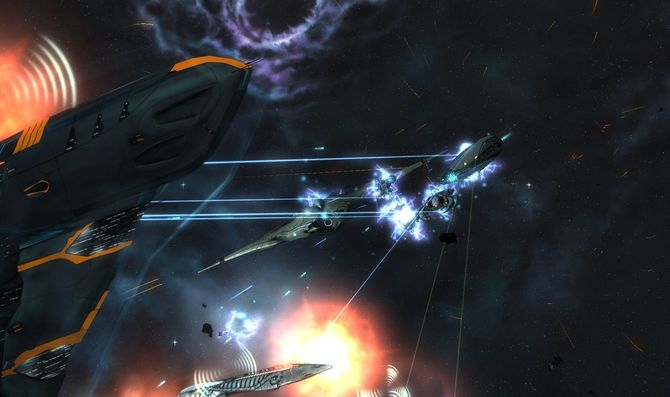 Скaчaть игру - Sins of a Solar Empire: Rebellion (2012/RUS/ENG/RePack by Fe