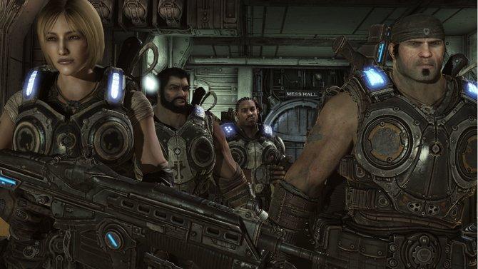 Die Details und Lichteffekte an Rüstungen und Umgebung ...