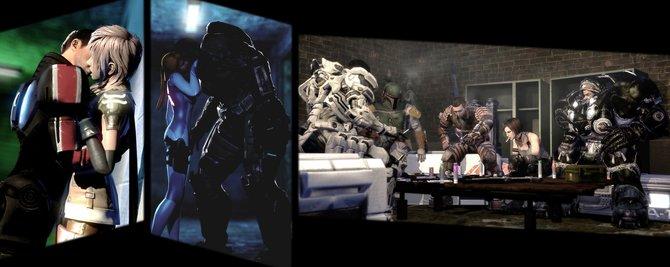 Shepard und Lightning scheinen sich sehr gut zu verstehen.