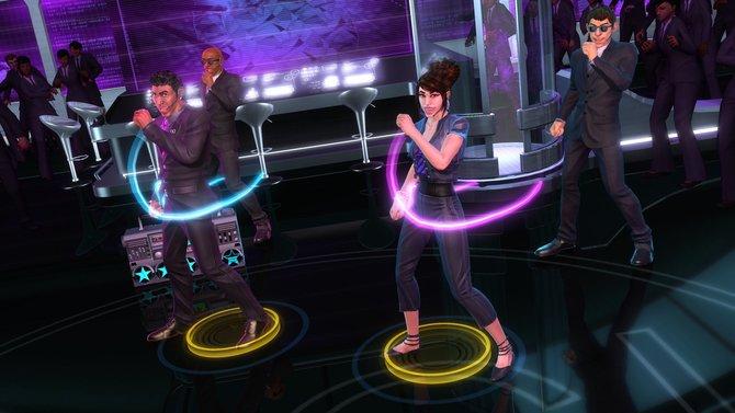 Die Agenten der Dance Central Intelligence haben den Rhythmus im Blut.