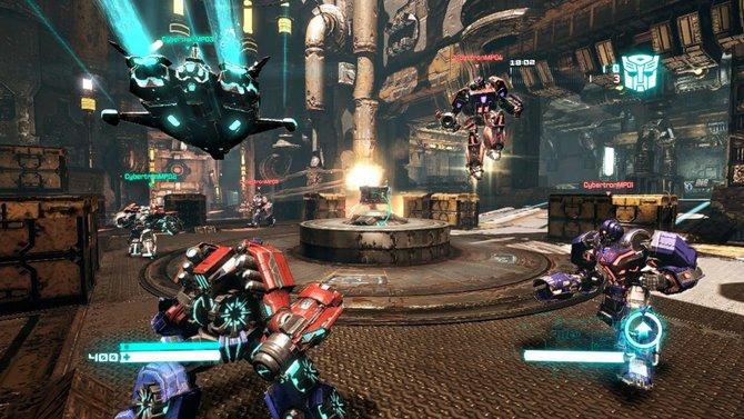 Es gibt vier Mehrspielermodi. Das sogenannte Team-Deathmatch, Kampf um die Flagge und eine Version von König des Hügels sind Standard im Genre. Der Modus Kopfjäger hingegen ist eine ...