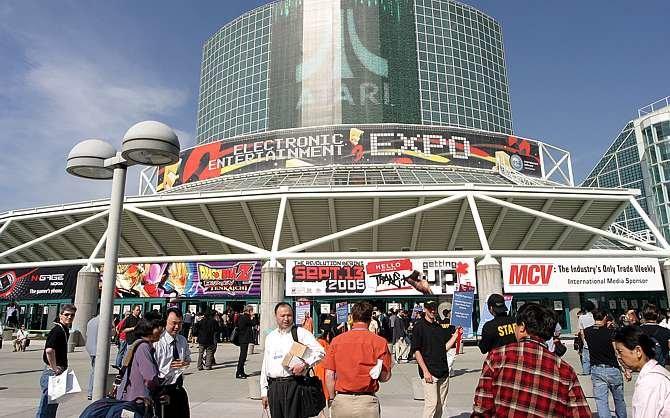 Vom 10. bis 12. Mai 2006 trifft sich die Spieleindustrie wieder im Los ...