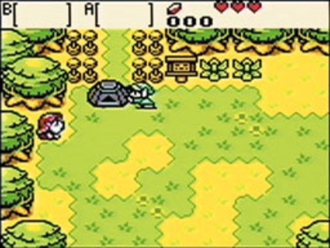 Die Zelda-Spielereihe erscheint für alle mobilen Nintendo-Geräte. Darunter: Oracle of Ages ...