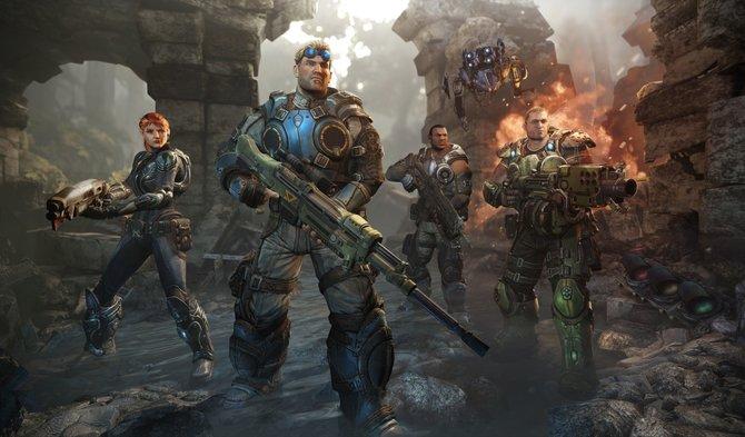 Im Mittelpunkt stehen die Abenteuer des Kilo-Squads, deren Rollen ihr in der Kampagne nacheinander übernehmt.