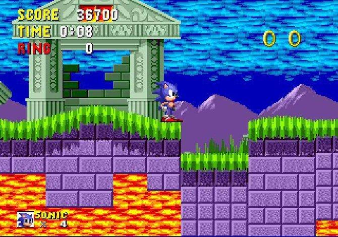 Er ist blau. Er hat Stacheln. Er springt und läuft und läuft und läuft ... Wer Sonic nicht kennt, hat einen Meilenstein der Hüpfspiele verpasst.
