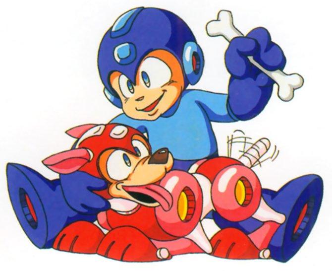 Wenn Mega Man heute zurückdenkt, wird er wehmütig. Früher war es so schön mit Roll, Dr. Light und Flitz. Obwohl: Leicht hat es ihm eigentlich nie jemand gemacht.