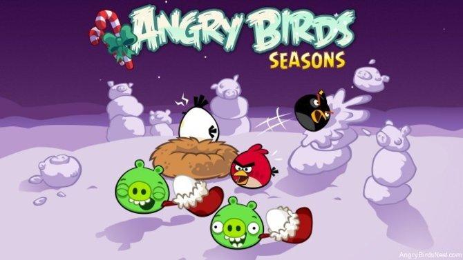 """Mit dem neuen Zusatzinhalt """"Winter Wonderham"""" hält der Winter wieder einmal Einzug bei den Vögeln."""