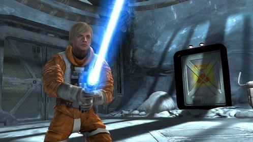 Luke Skywalker! Er ist es wirklich!