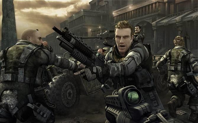 Spiele wie Killzone 2, wie der aktuelle ...
