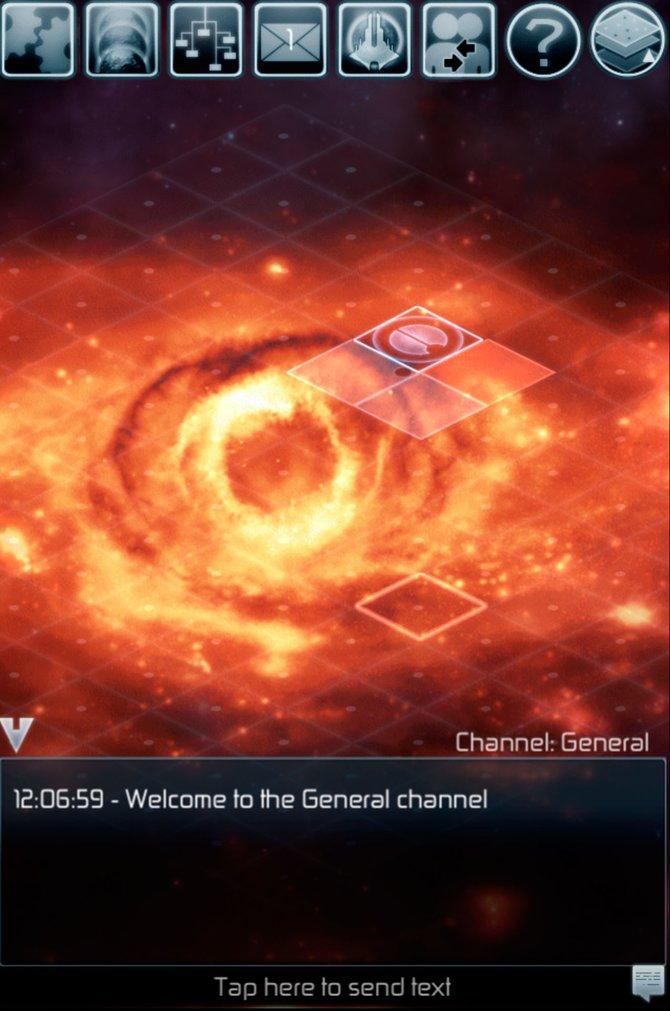 Eine ganze Galaxie bevölkert ihr in Empire of the Eclipse.