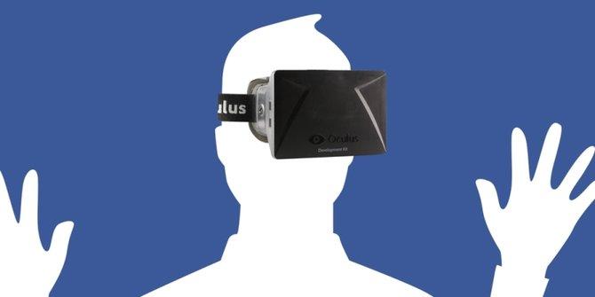 März 2014: Facebook verkündet die Firma Oculus VR zu übernehmen.