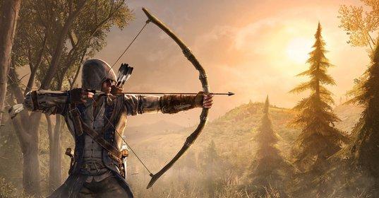 Assassin's Creed 3: Das erste Assassin's Creed, in dem ihr Tiere jagt.