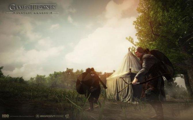 Entwickler Big Point veröffentlichte nun einen ersten Screenshot zum kommenden Online-Rollenspiel Game of Thrones.