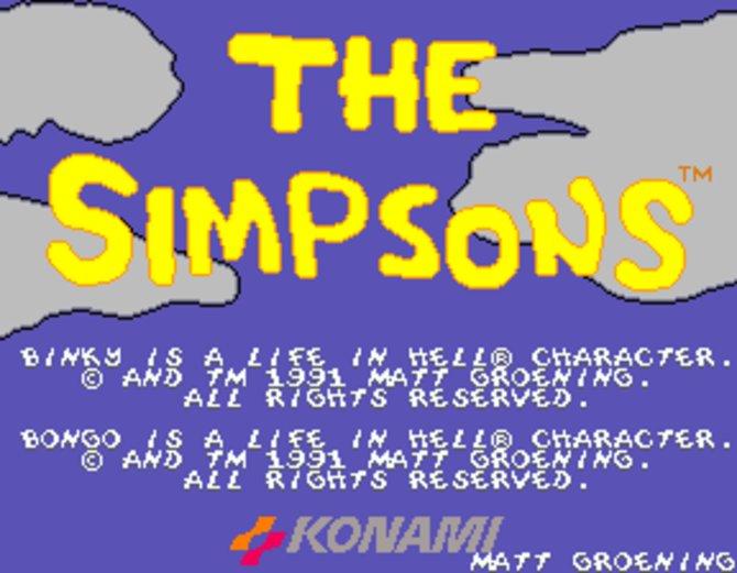 1991 kamen die Simpons nicht nur ins deutsche Fernsehen, sondern auch in Amerikas Spielhallen.
