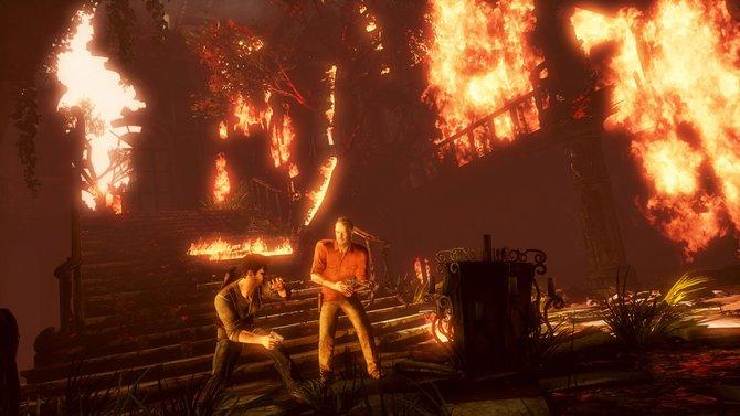 Uncharted 3 setzt auf realistische Optik (Bild links). Die PS Vita, der PSP-Nachfolger, ...