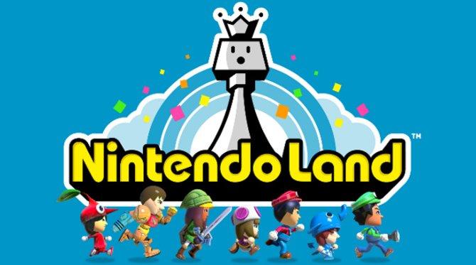 Willkommen in Nintendo Land!