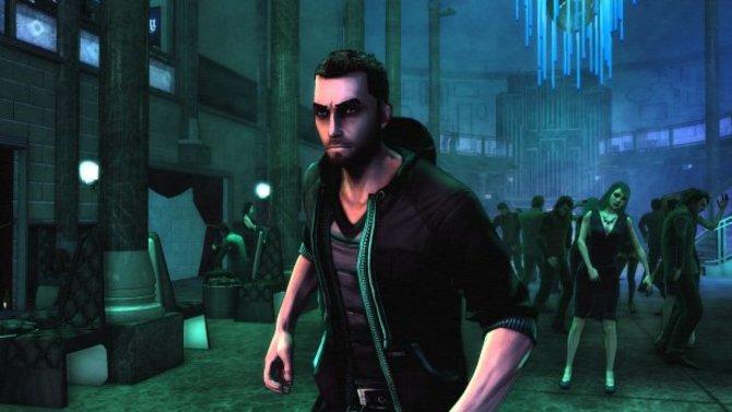 Nach einem Abend im Nachtclub wacht Eric als Vampir auf.