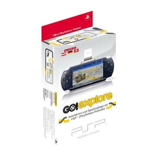 Go!Explore ist in 3 verschiedenen Ausführungen erhältlich: Nur der GPS Empfänger mit dem Kartenmaterial auf ...
